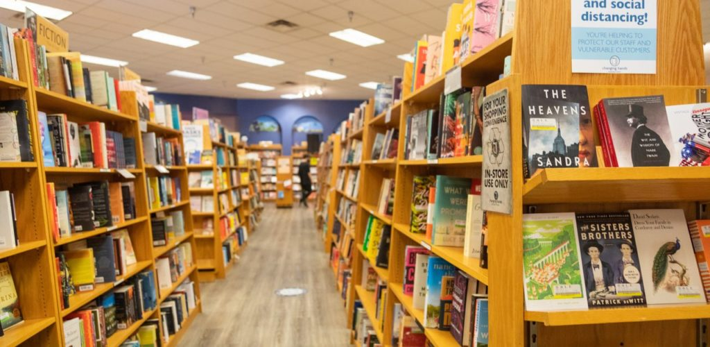 Changing Hands Bookstore Virtual Events