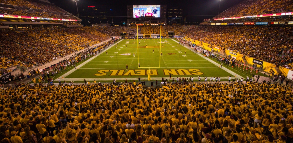 2019-20 ASU Football: ASU vs. Sacramento State